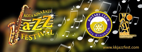 Kota Kinabalu Jazz Festival 2015