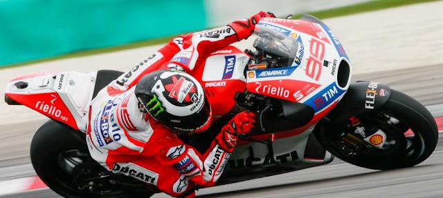 Lorenzo, Ducati Tim MotoGP 2017