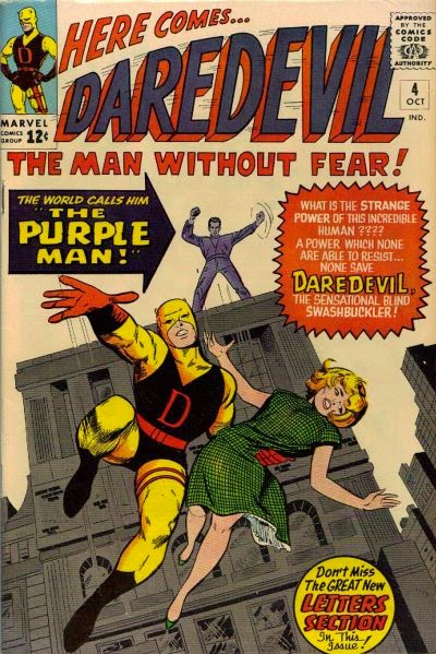 Daredevil #4, The Purple Man
