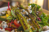 Cadiz salad, Eatery Hopping: Cadiz, Edinburgh, www.imogenmolly.co.uk