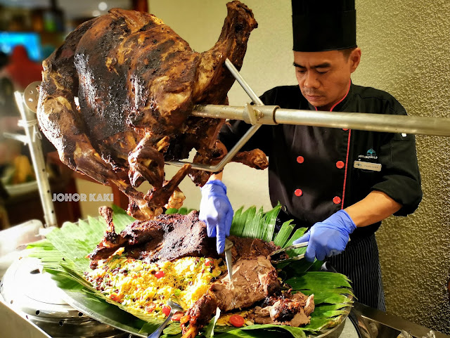 Mutiara Johor Bahru Ramadan Buffet 2019