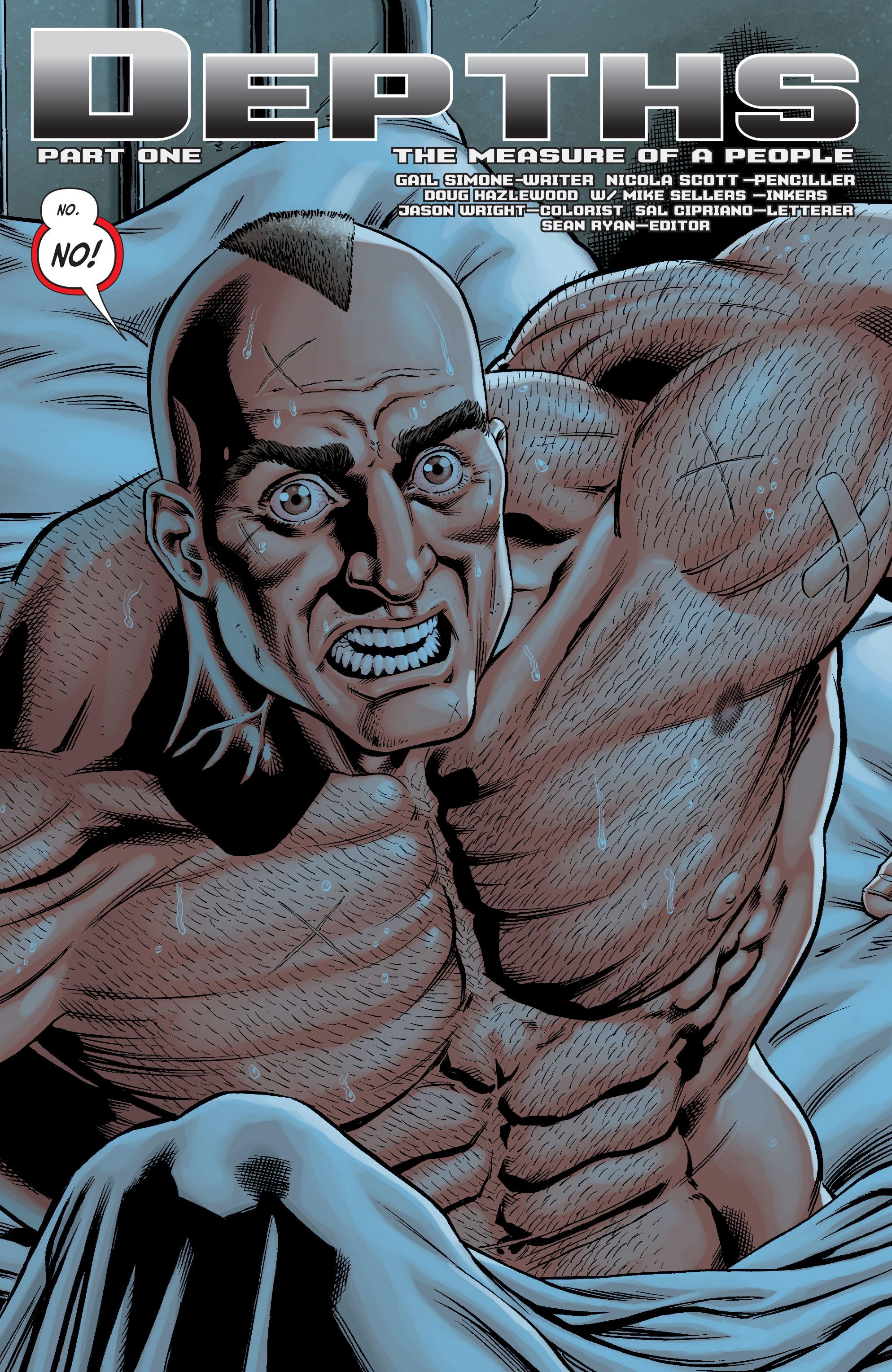 Read online Secret Six (2008) comic -  Issue #10 - 7