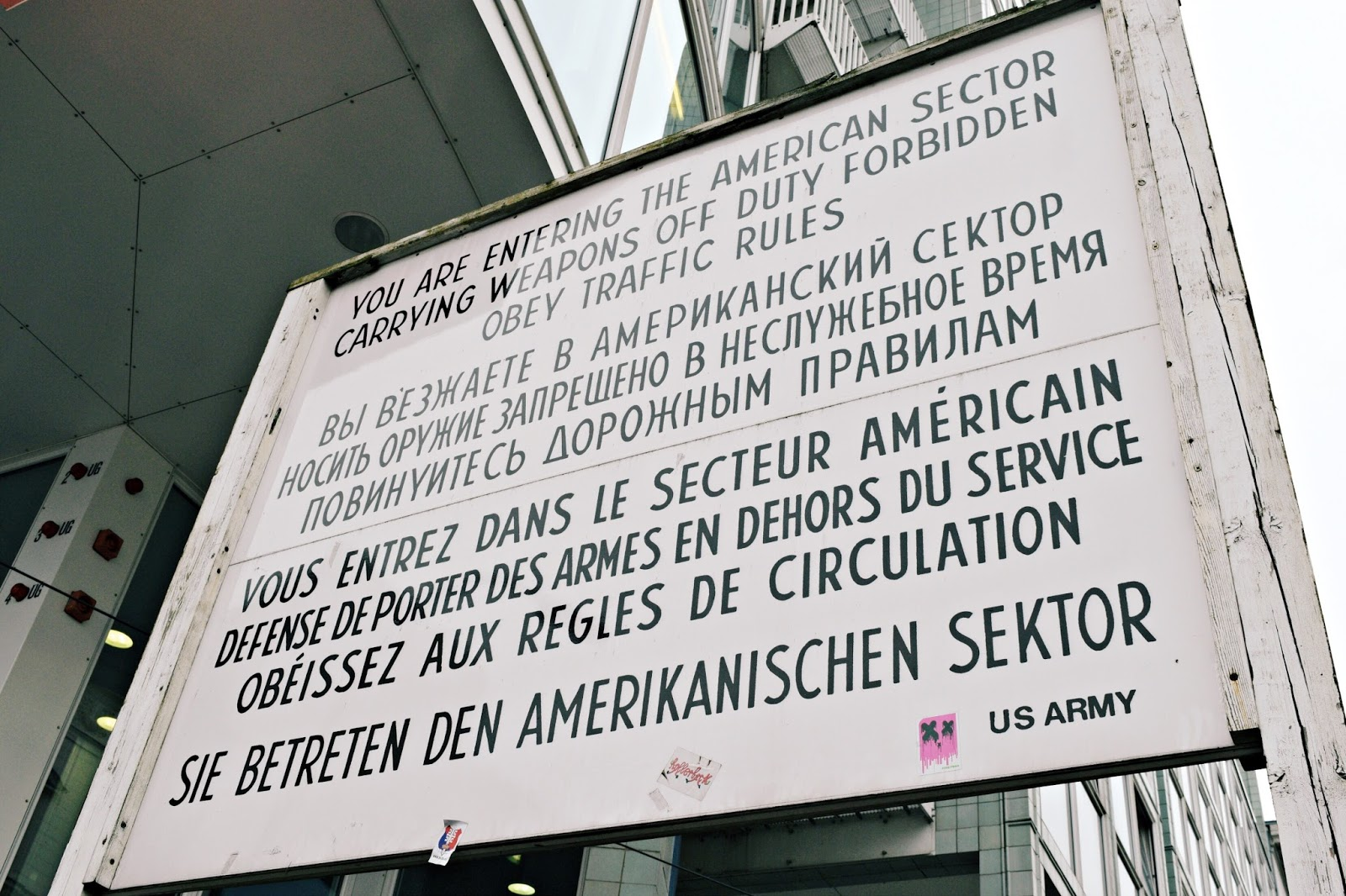 24 hours in berlin checkpoint charlie