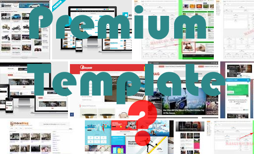 Template blog premium terbaru 2017/2018 Responsive Dan Seo Friendly