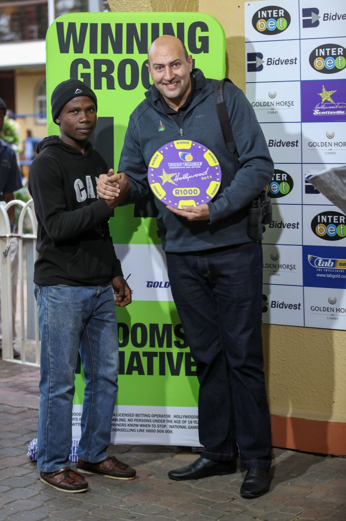 Grooms Initiative Winner - 15th December 2019 - Race 7 - Vikinduku Dlamini - WINTER RETREAT