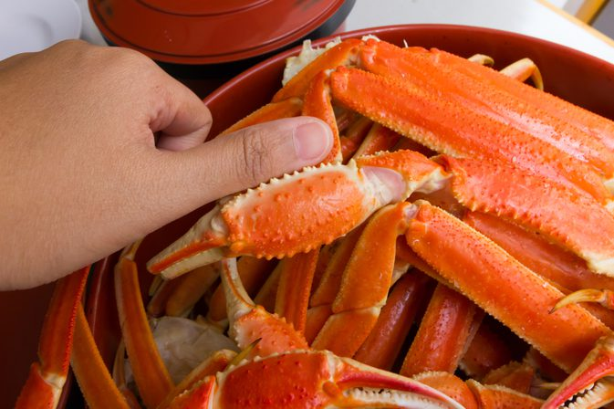 Canned Crab Meat Nutrition with Best benefits - Frozen Red