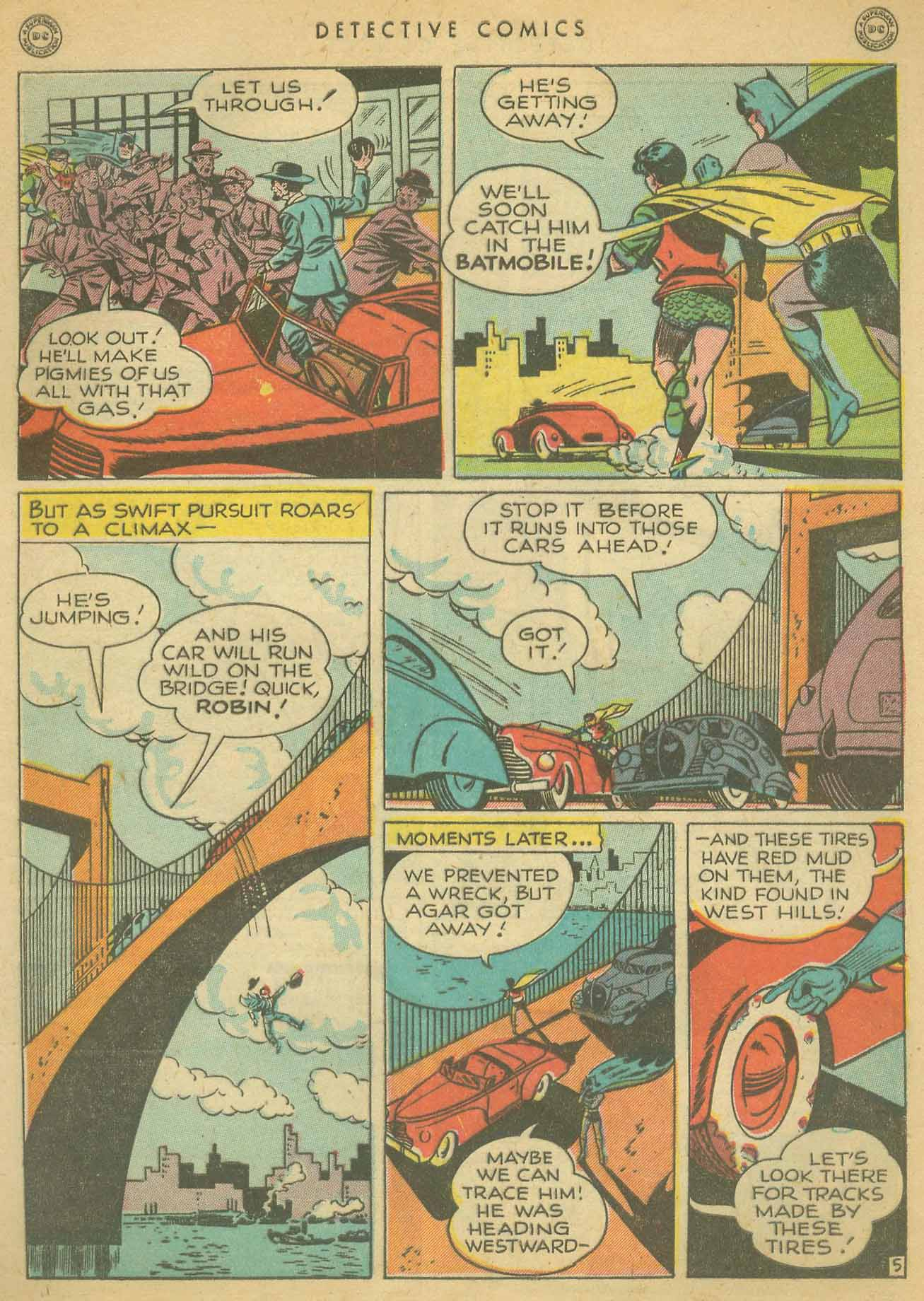 Detective Comics (1937) issue 127 - Page 7