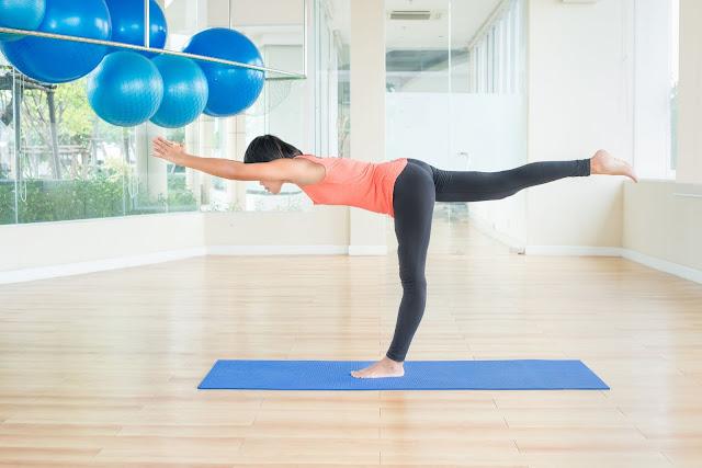 Mỗi ngày một tư thế Yoga | 7 -Tư thế Chiến binh III