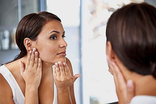 Успокоить высыпания и улучшить цвет лица