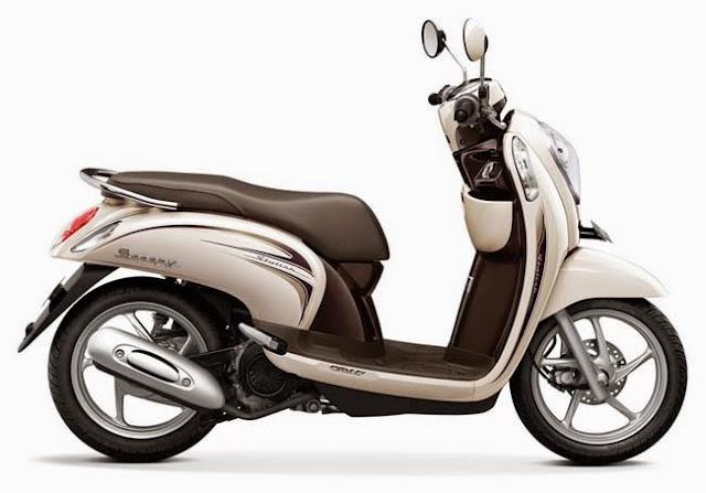 Honda Scoopy