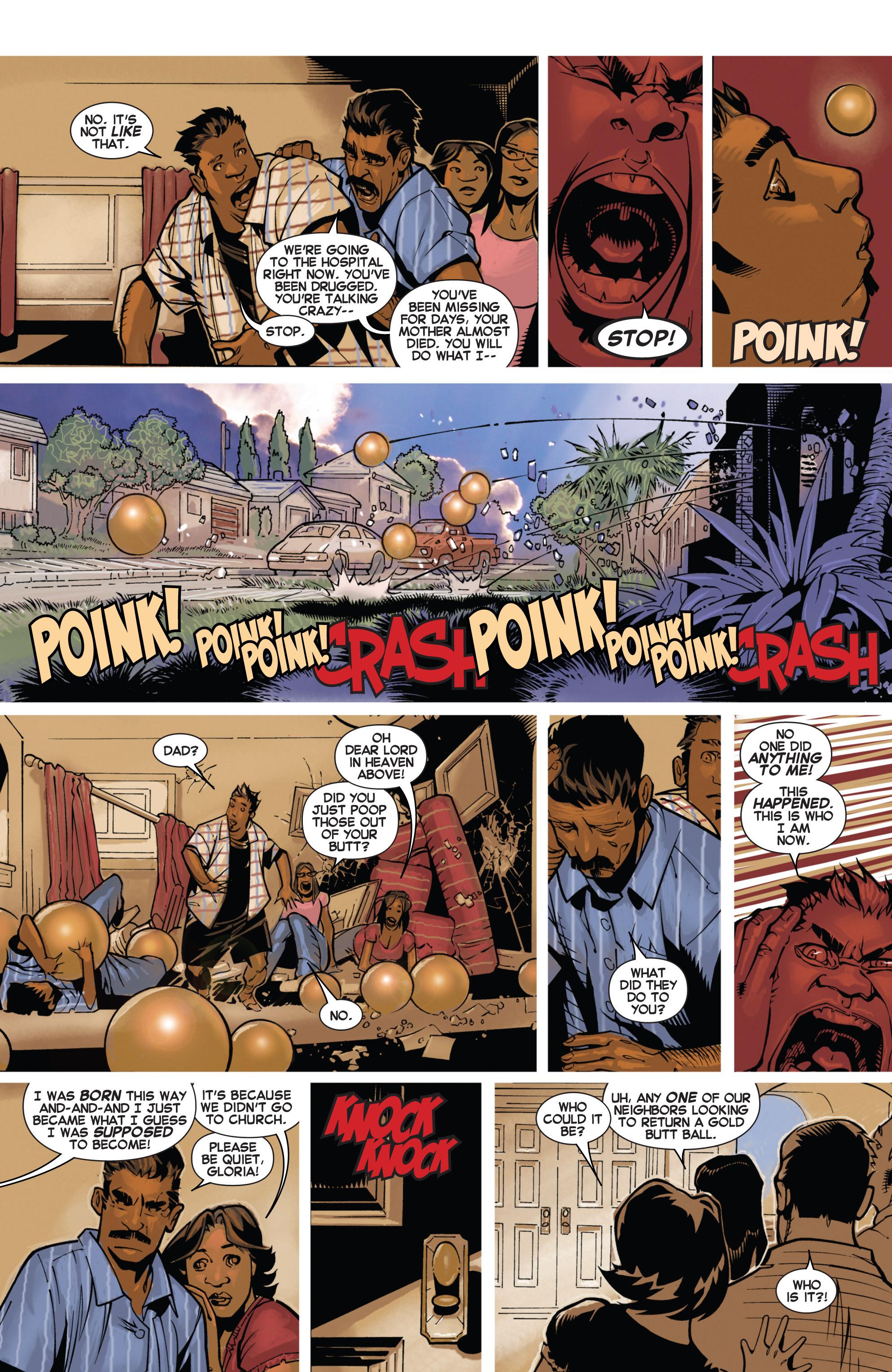 Read online Uncanny X-Men (2013) comic -  Issue # _TPB 2 - Broken - 58