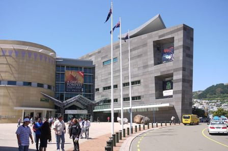 Museum of New Zealand, Wellington