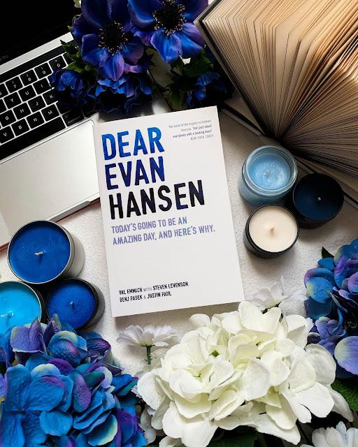 Libro Dear Evan Hansen