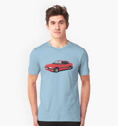 Peugeot 405 t-shirt redbubble