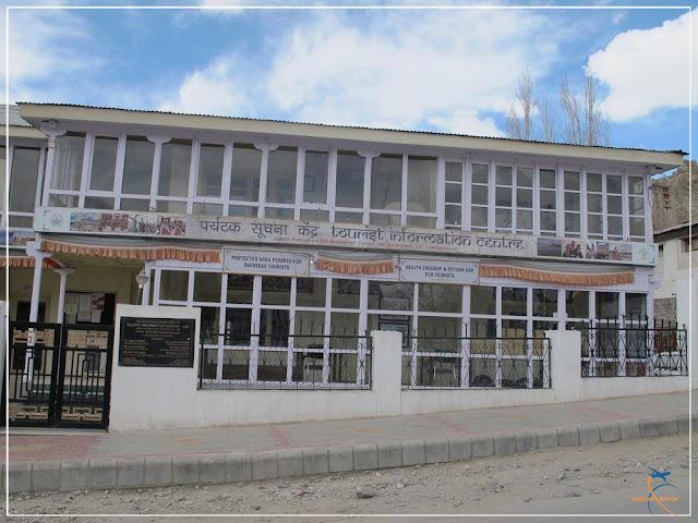 Centro de Informações Turísticas de Leh - Ladakh - Índia