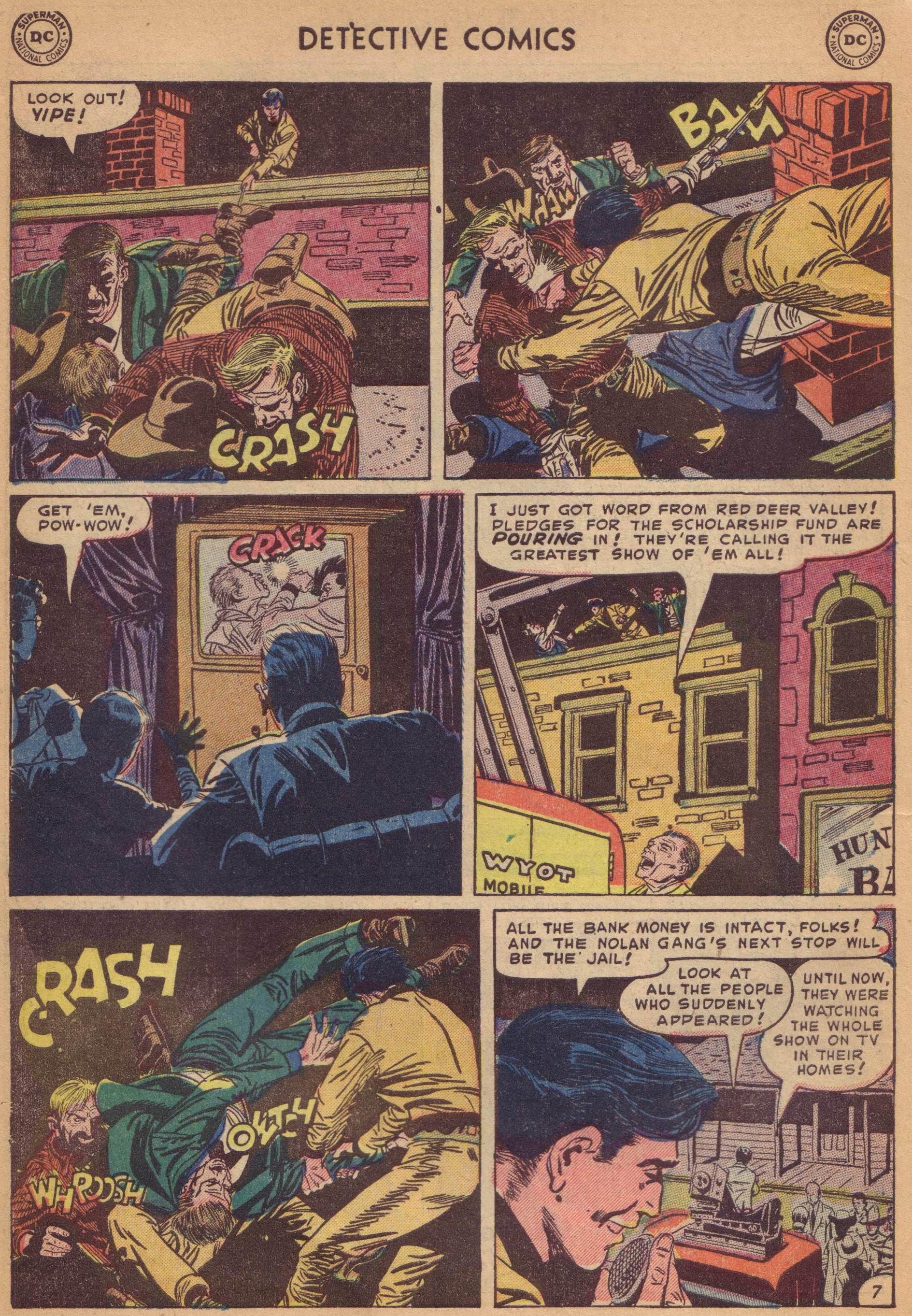 Read online Detective Comics (1937) comic -  Issue #197 - 40