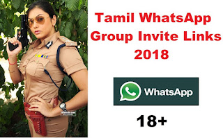 100+ Active Tamil Whatsapp Group join Links 2018