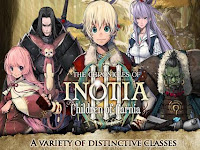 Game Inotia3: Children of Carnia Apk v1.4.5 Mod (Unlimited Golds) Terbaru