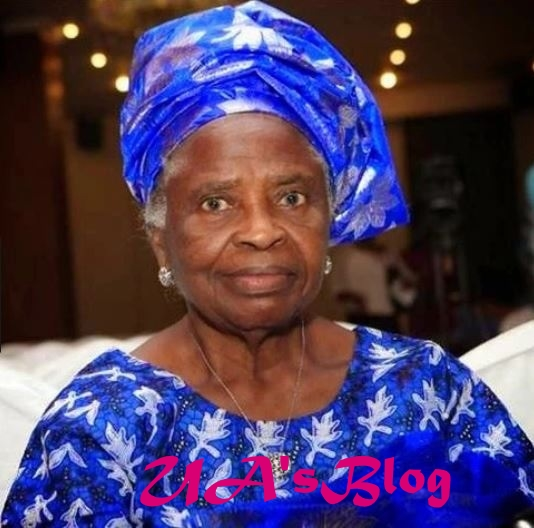 Vice President Yemi Osinbajo's Mother Reveals How She Raised Her Sons In New, Revealing Interview