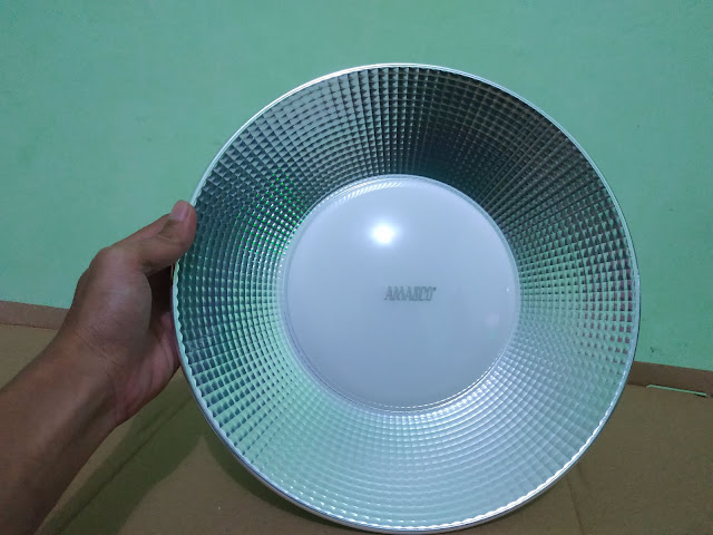 Lampu Gantung Untuk Gudang 50w/ Lampu LED Higbay/ Lampu Gedung 50Watt