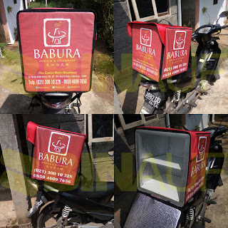 tas delivery makanan jakarta babura