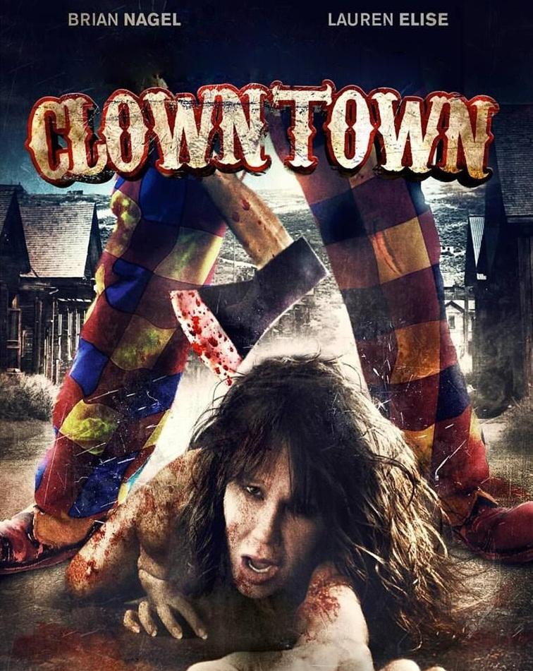ClownTown [2016] [DVDR] [NTSC] [Latino]