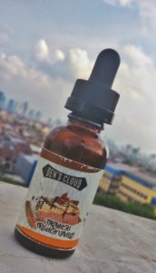 LIQUID TIRAMISU FRENCH VANILLA BY DEN'S CLOUD