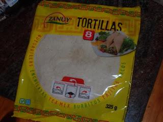 Tortilla de Trigo, Zanuy