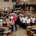 Mauricio Sahuí reconoce labor de empresarios que impulsan el Banco de Alimentos