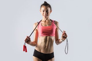 Jump rope Exercise Guide which is safe and effective for beginners