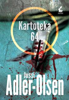 Kartoteka 64 - Jussi Adler-Olsen