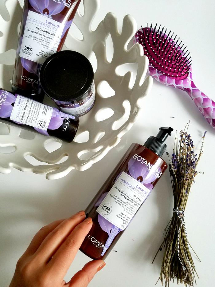 Review & Erfahrungen: Botanicals Fresh Care - Lavendel Hydratisierende Premium Haarpflege (Vegan) - Madame Keke The Luxury Beauty Lifestyle Blog