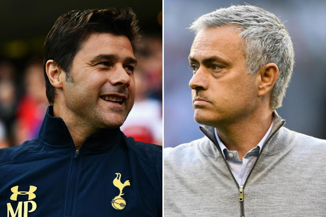 Tottenham vs Man United : Big Match Telat