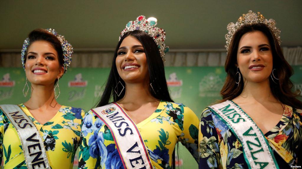 Venezuela es el país con más coronas y tradición en el evento internacional de belleza / REUTERS