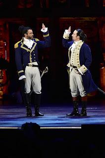 'Tony Awards':  'Hamilton' wins 11 awards