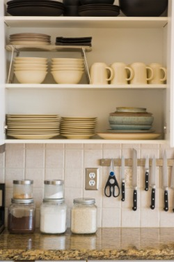 Week 2 Organized Home Challenge Kitchen Drawers And Cabinets