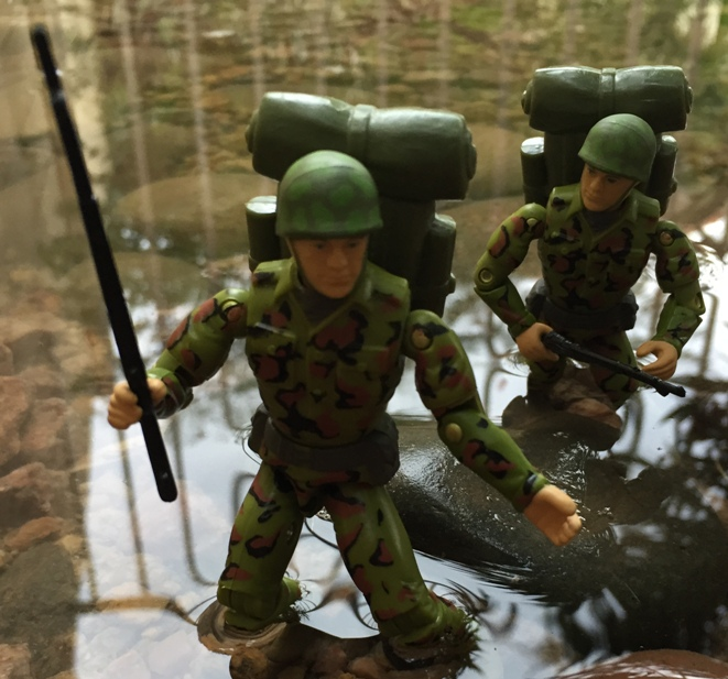 1994 Action Marine, 30th Anniversary Exclusive