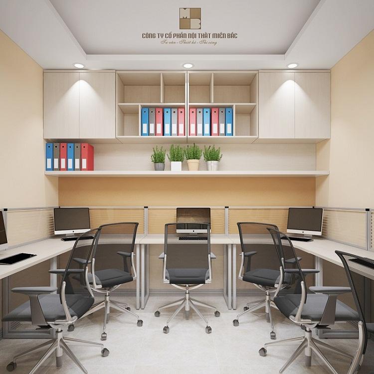 Cách thiết kế nội thất văn phòng giá rẻ