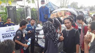 Relawan, Ujung Tombak Penanganan Bencana Banjir Bandang Kobi