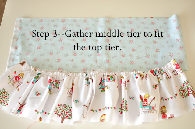 Easy Tiered Skirt A Tutorial Simple Simon And Company