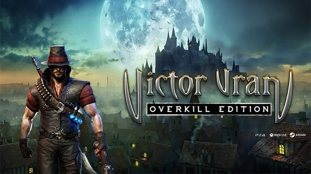 VICTOR VRAN OVERKILL EDITION Repack Free Download