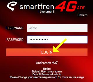 Cara Cek Kuota Internet Modem Smartfren Mobile Wifi  Cara Cek Kuota Internet Modem Smartfren Mifi Andromax M3Z