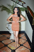 Actress Nikhita in Spicy Small Sleeveless Dress ~  Exclusive 070.JPG