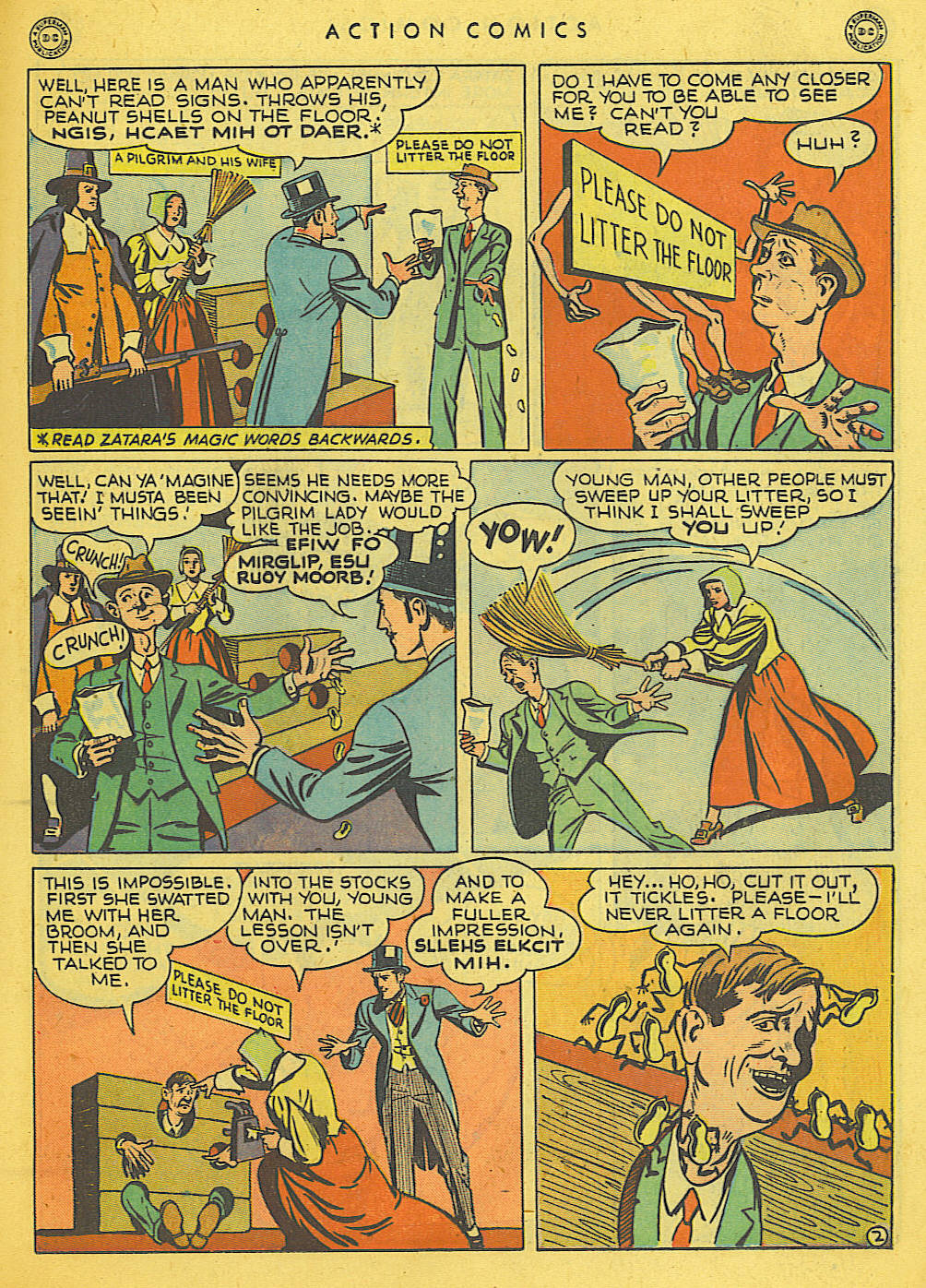Action Comics (1938) 121 Page 25