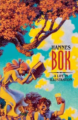 Hannes Bok. A Life in Illustration, 2012, copertina