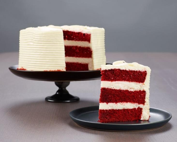 Red Velvet Cake by Dean Deluca on sale Cake Heritage Cake