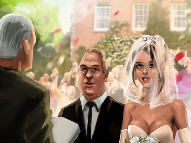 Cuckold wedding vows