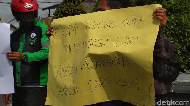 Asosiasi Driver Ojol Sikapi Demo Prabowo: Itu Bukan Anggota Kami