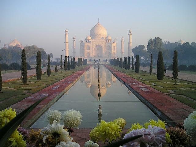 The Taj Mahal,India [ताजमहल, भारत]