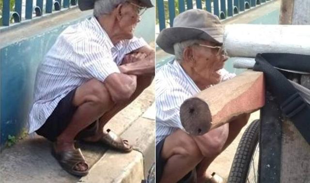 MasyaAllah! Merinding Saat Dengar Kakek Penjual Abu Gosok, Mendoakan Orang yang Memberinya Sedekah